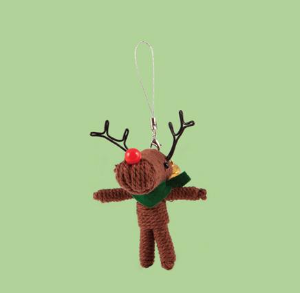 Little Deer Christmas Decoration