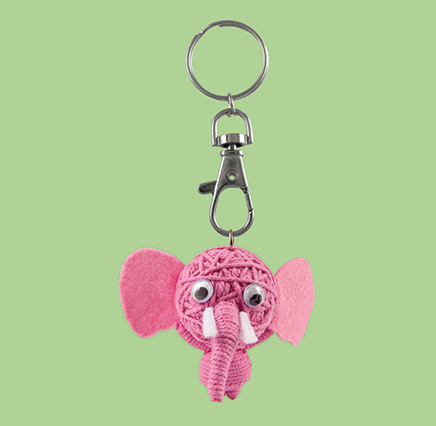 Little Elephant - Pink