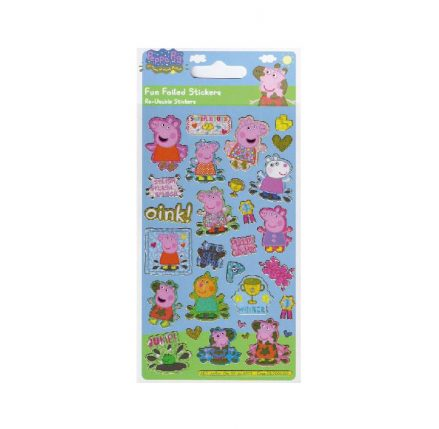 Peppa Pig Golden Books Stickers
