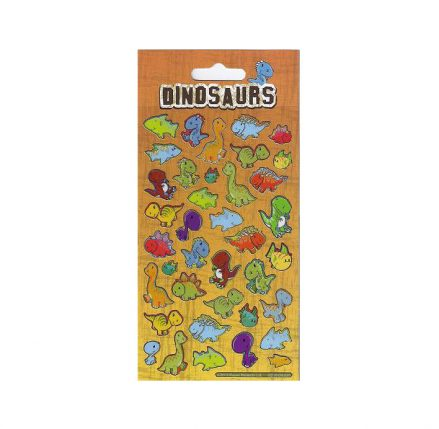 Baby Dinosaurs Foil Stickers