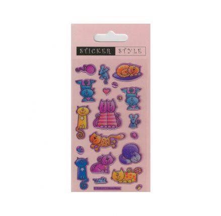 Crafty Cats Craft Stickers