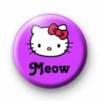 Meow Badge