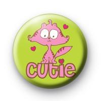 Cutie Cat Badge