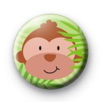 Cheeky Monkey Badge