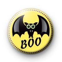 Boo Bat Badge