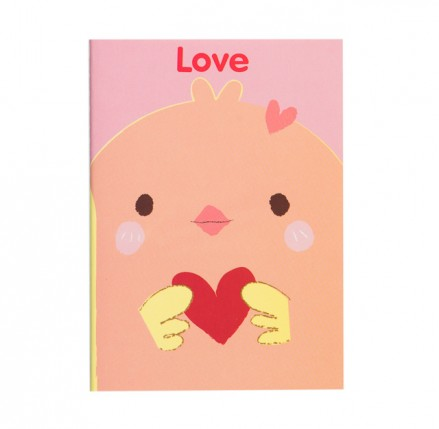 Love Chick Notebook