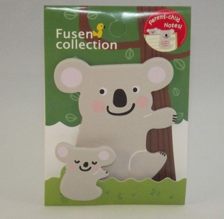 Koala Sticky Notes Pad