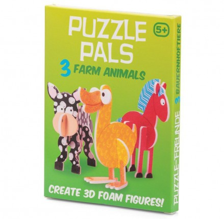 Puzzle Pals - Farm Animals