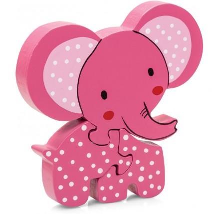 Elephant Mini Puzzle