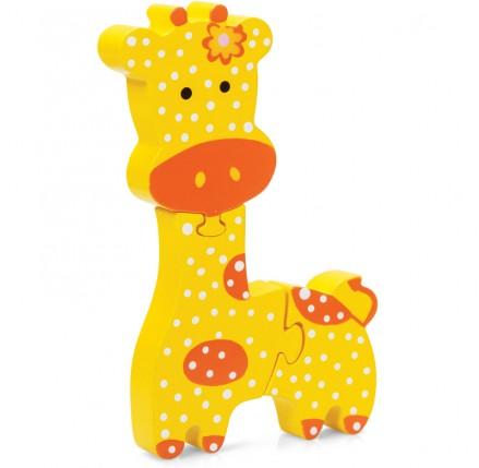 Giraffe Mini Puzzle