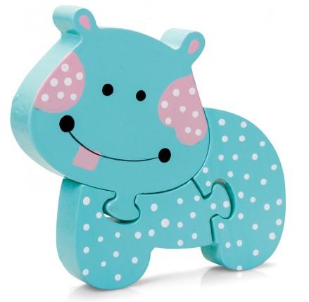 Hippo Mini Puzzle