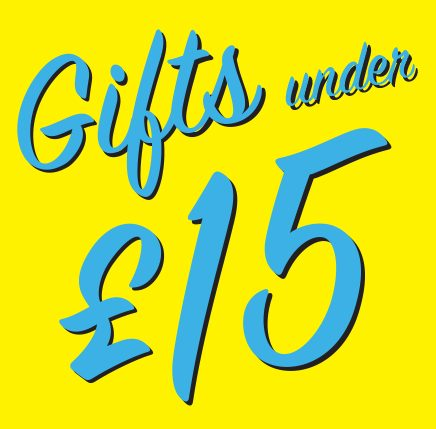 Gifts under ..... £15