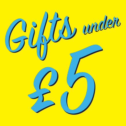 Gifts under ... £5