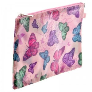 Butterfly Cosmetic Bag
