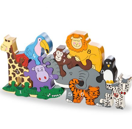 Animals of the Zoo Jigsaw